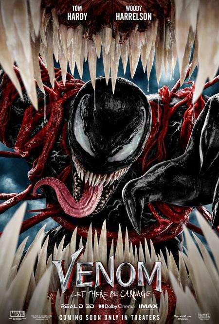 Venom - Ça va être un carnage (Venom - Let There Be Carnage)