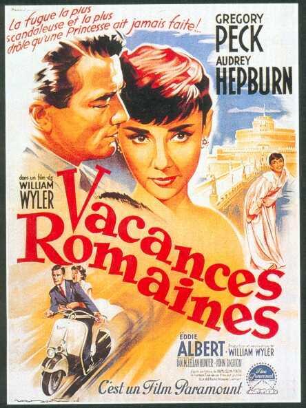 Vacances romaines (Roman Holiday)