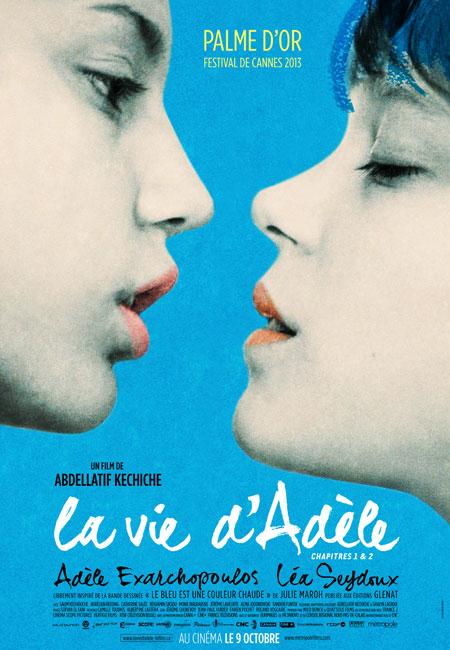 Vie d'Adèle - Chapitre 1 et 2, La