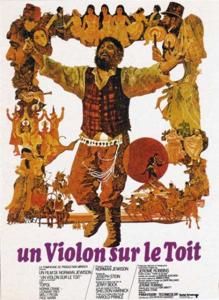 Violon sur le toit, Un (Fiddler on the Roof)