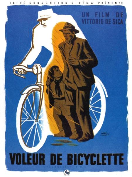 Voleur de bicyclette, Le (Ladri di biciclette)
