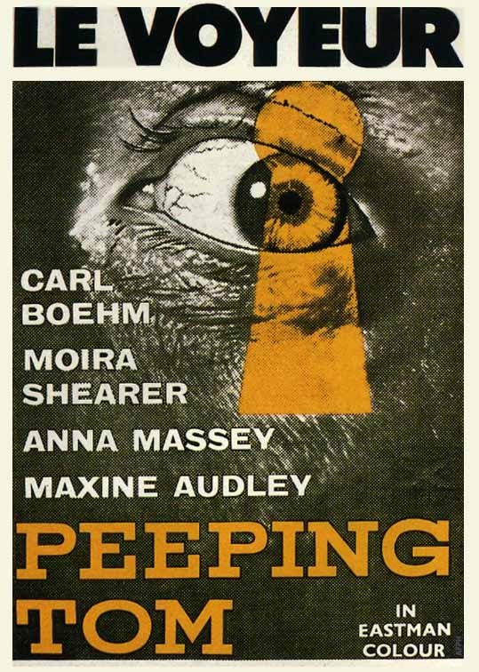 Voyeur, Le (Peeping Tom)