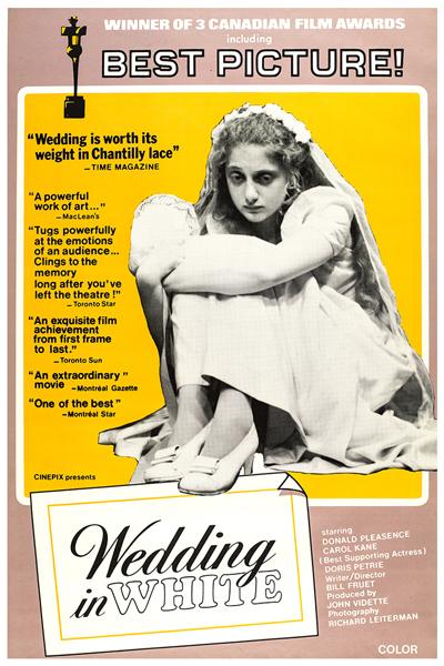 Mariage en blanc (Wedding in White)