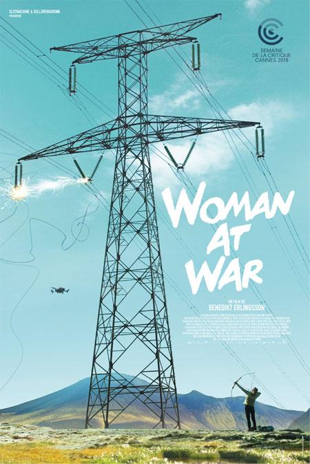 Femme en guerre, Une