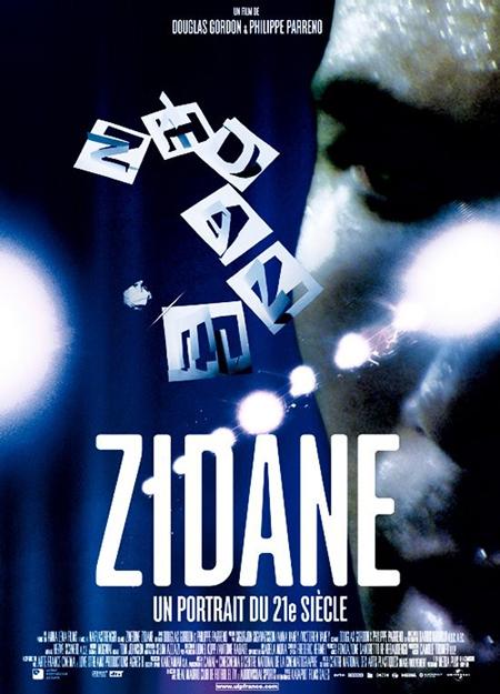 Zidane, un portrait du 21ème siècle
