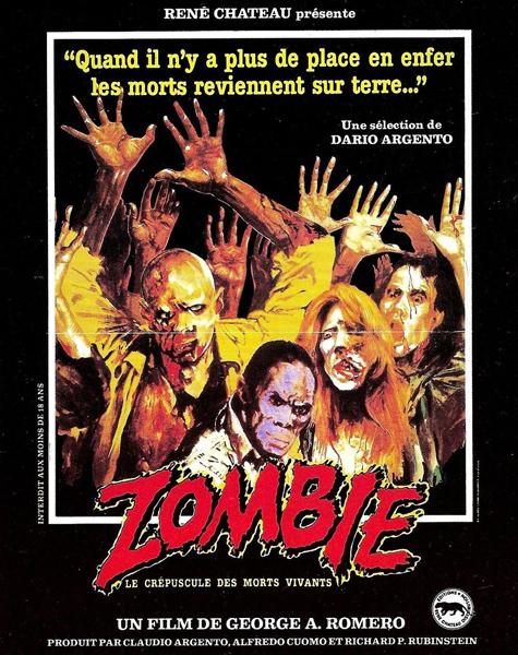 Zombie - Le Crépuscule des morts-vivants