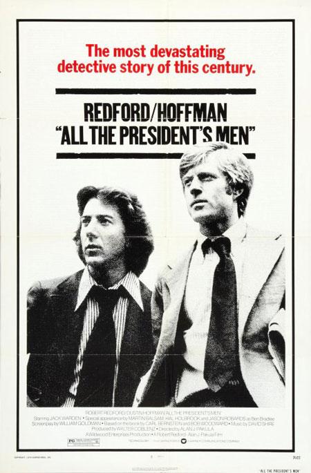 Hommes du président, Les