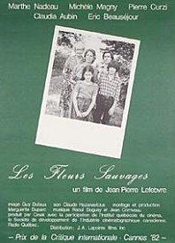 Fleurs sauvages, Les