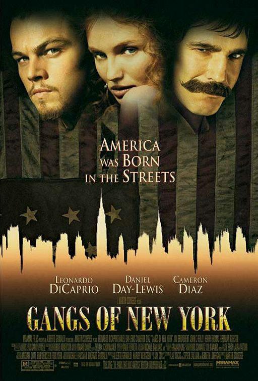Gangs de New York, Les
