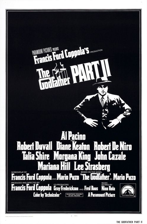 Parrain - 2e partie, Le (Godfather - Part II, The)