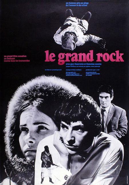 Grand Rock, Le