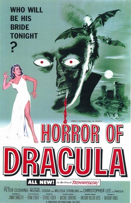 Cauchemar de Dracula, Le