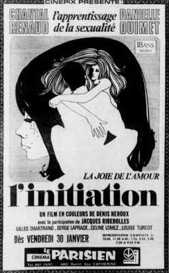 Initiation, L'