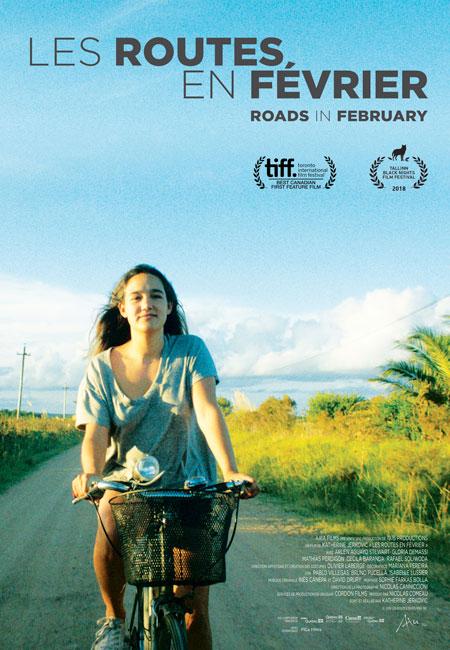 Routes en février, Les