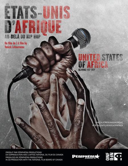 États-Unis d'Afrique, Les