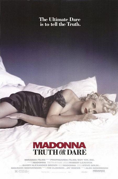 Au lit avec Madonna