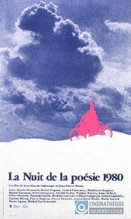 Nuit de la poésie 28 mars 1980, La