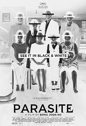 Parasite en noir et blanc (Gisaengchung (Black & White))