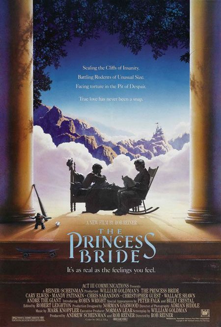 Il était une fois... la princesse Bouton d'or (Princess Bride, The)