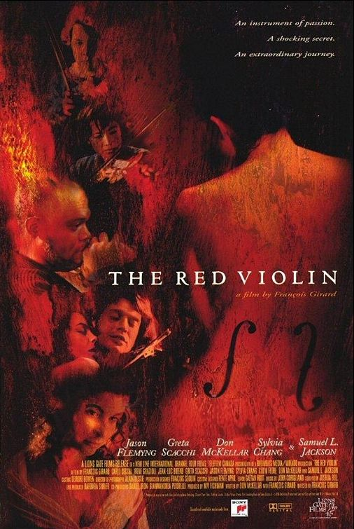 Violon rouge, Le (Red Violin, The)