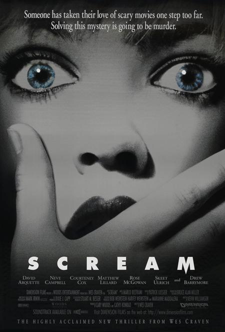 Frissons (Scream)