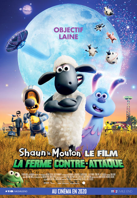 Shaun le mouton - Le film - La ferme contre-attaque