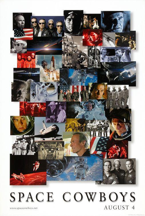 Pionniers de l'espace, Les (Space Cowboys)