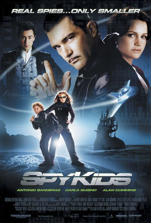 Espions en herbe (Spy Kids)