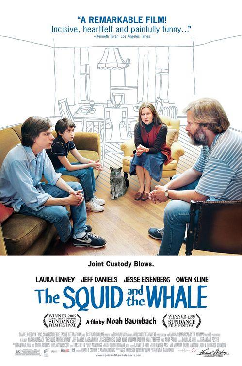 Calmar et la baleine, Le